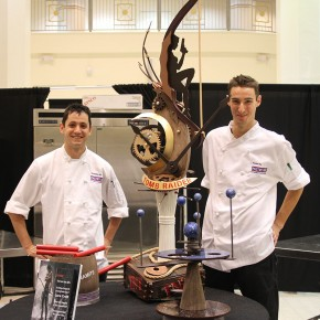 Best Artistry & Best Chocolate - Chirstophe Rull and Nicolas Rio