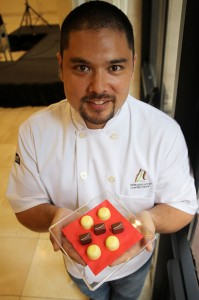 2014 Chocolatier of the Year - Justin Fry