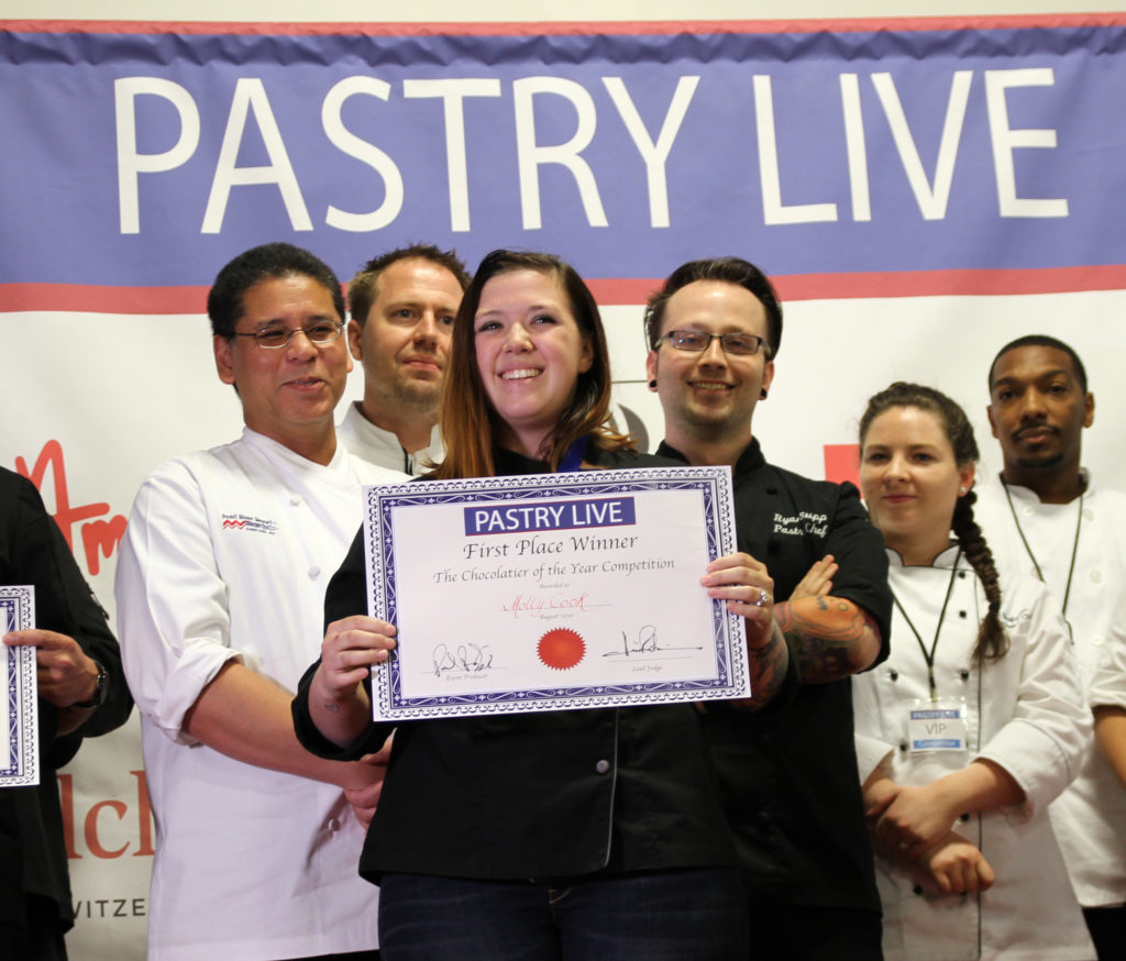 Pastry Live-Molly Cook-Chocolatier of the Year photo by Beatricess