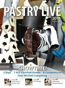 Pastry Live 2014 Program