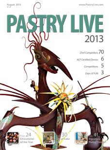 Pastry Live 2013 Program