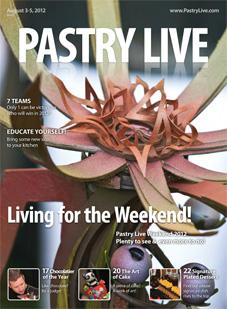 Pastry Live 2012 Program