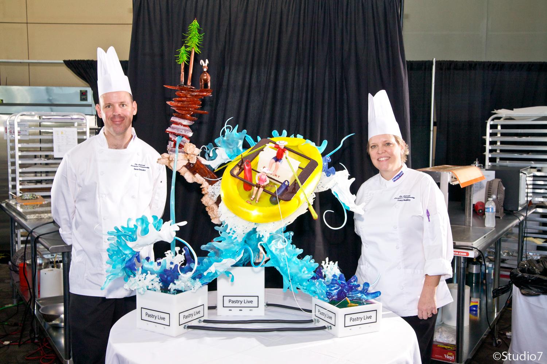 Competitor's Choice Award: Tracy Dewitt & David Smoake