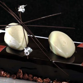 Stephan Iten Chocolate Dessert