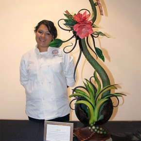Student Chocolate Challenge - 1st place, Nayeli Gallegos