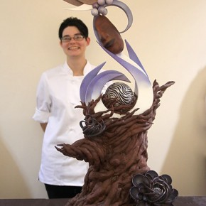 Student Chocolate Challenge - 3rd place, Markie Bain