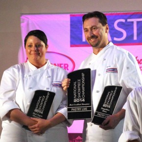 NSC 1st place  - Bill Foltz & Cori Schlemmer